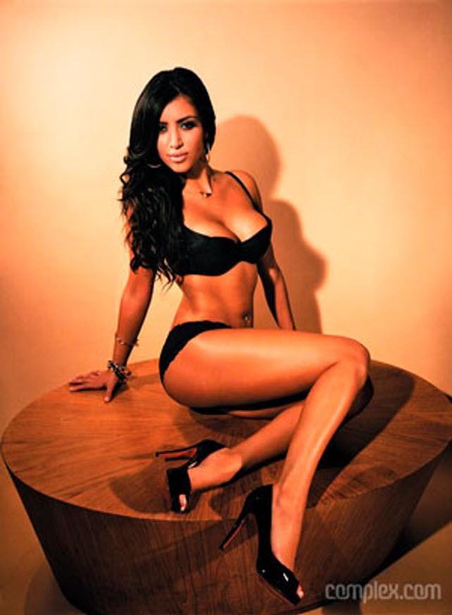 El vdeo porno casero de la famosa Kim Kardashian