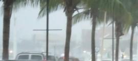 lluvias en Quintana Roo