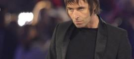 compositor británico Liam Gallagher