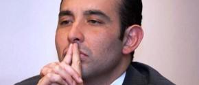 El senador panista Roberto Gil Zuarth