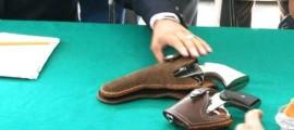 Inician canje de armas por objetos útiles en Estado de México