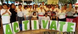 DIF celebra el Día Mundial de la Activación