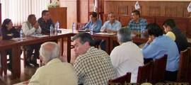 SAN MARTÍN PROMUEVE PROYECTO DE SEGURIDAD PÚBLICA