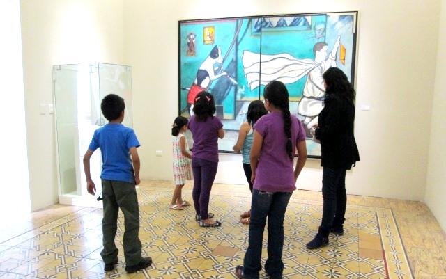 imaginarios contemporaneos museo