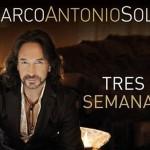 MARCO ANTONIO SOLIS -TRES SEMANES-CARATULA
