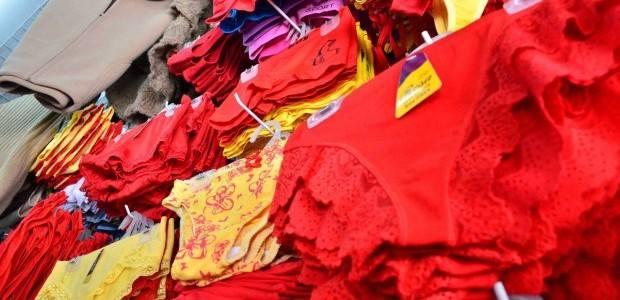 Cholultecas siguen la tradici n de usar ropa interior for Ropa interior roja
