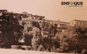 Castillo de Chapultepec (Foto: Antonio Zamora)