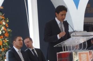 Al fondo, Ricardo Anaya y Moreno Valle