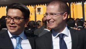 El diputado federal, Ricardo Anaya  (PAN)