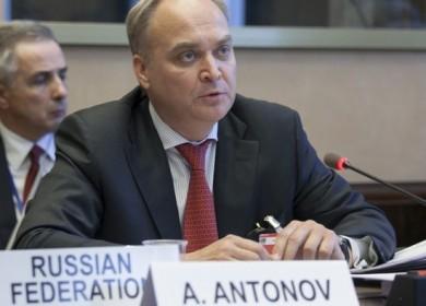 Anatoli Antonov, viceministro de Defensa ruso