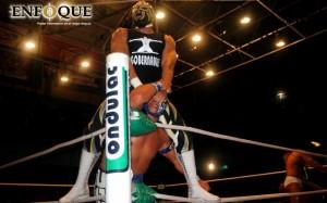 La Sombra hace sufrir a Guerrero