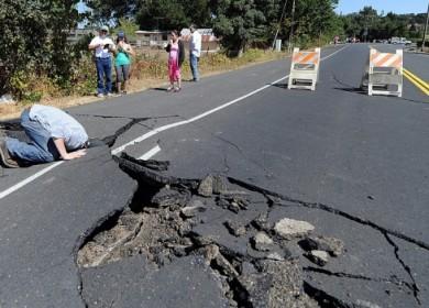 afp-sismo-california Napa