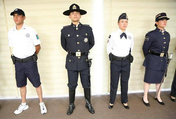 uniformes gendarmeria