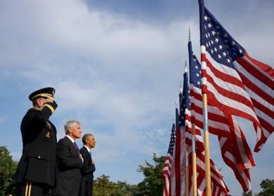 Obama recordando fallecidos del 11 sep