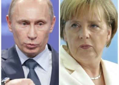 Merkel- Putin