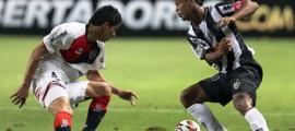 Ronaldinho con Atlético Mineiro.