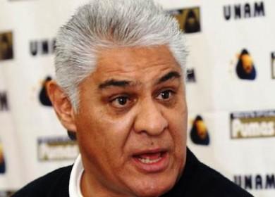 Mario Trejo. Vicepresidente Deportivo.