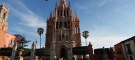 Parroquia de San Miguel de Allende