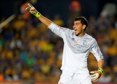 Nahuel Guzmán recibió un solo gol.