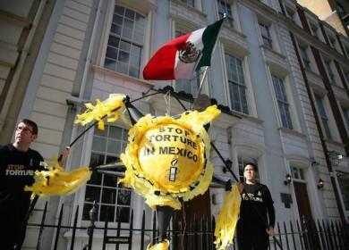 Amnistia Internacional en Reino Unido