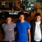 cuatro comuneros de Holbox