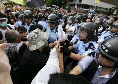protesta Hong Kong