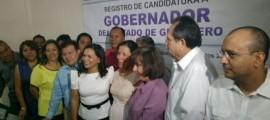tres mujeres por gubernatura de Guerrero