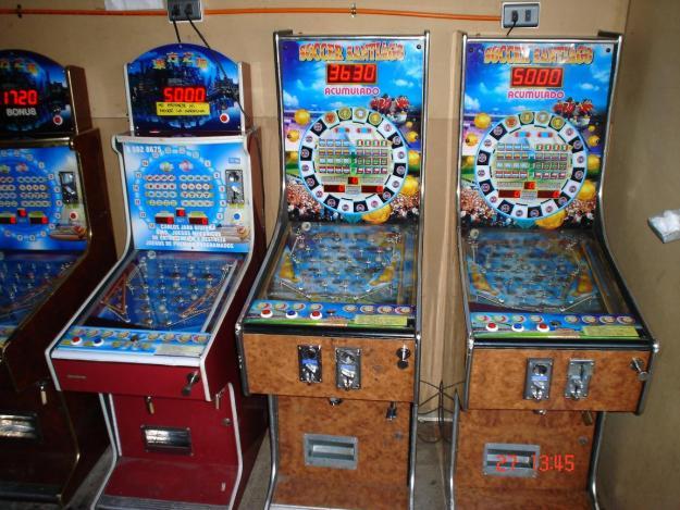 Juegos de casino de maquinitas