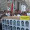 marcha en Madrid por Ayotzinapa