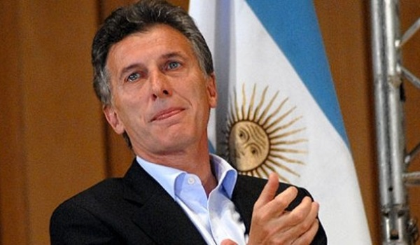 Mauricio Macri asume presidencia de Argentina